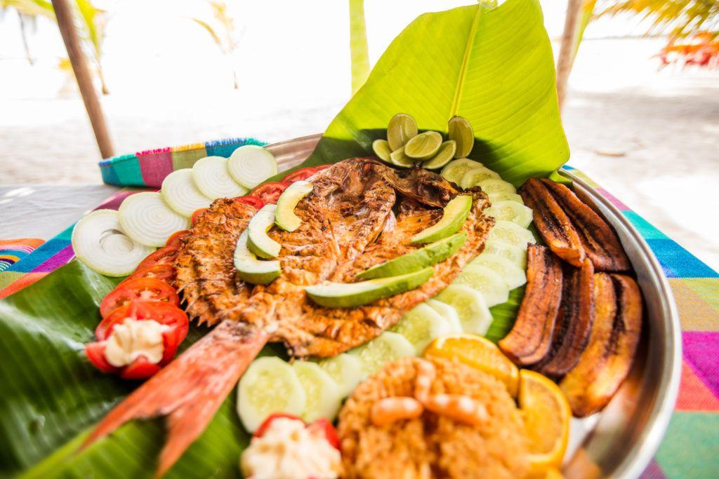 Pollo al estilo Ixtlán.del Río, Nayarit,