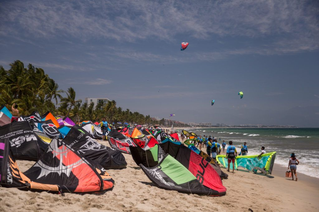 Photo via Kiteboarding Events on Flickr.