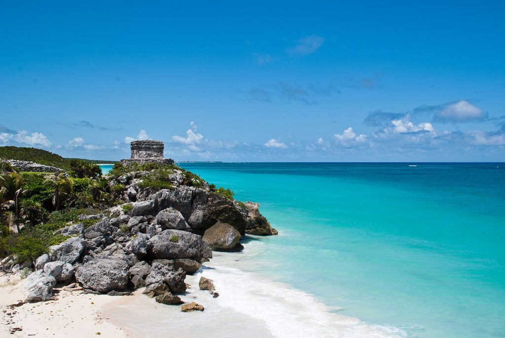 Tulum via Giulia Fiori on Flickr.